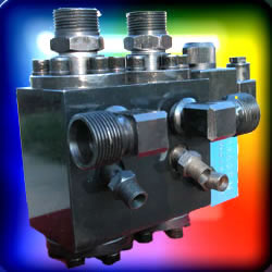 The raw material of high and low pressure valve
