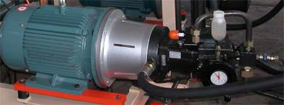 Italy Sam pump magnetic coupling
