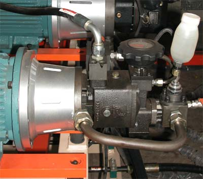 C series high pressure metering pump magnetic coupling