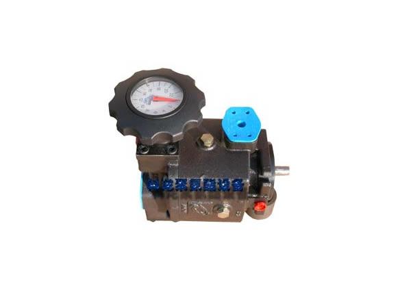 高压计量头:Rotary Power C系列高压计量泵